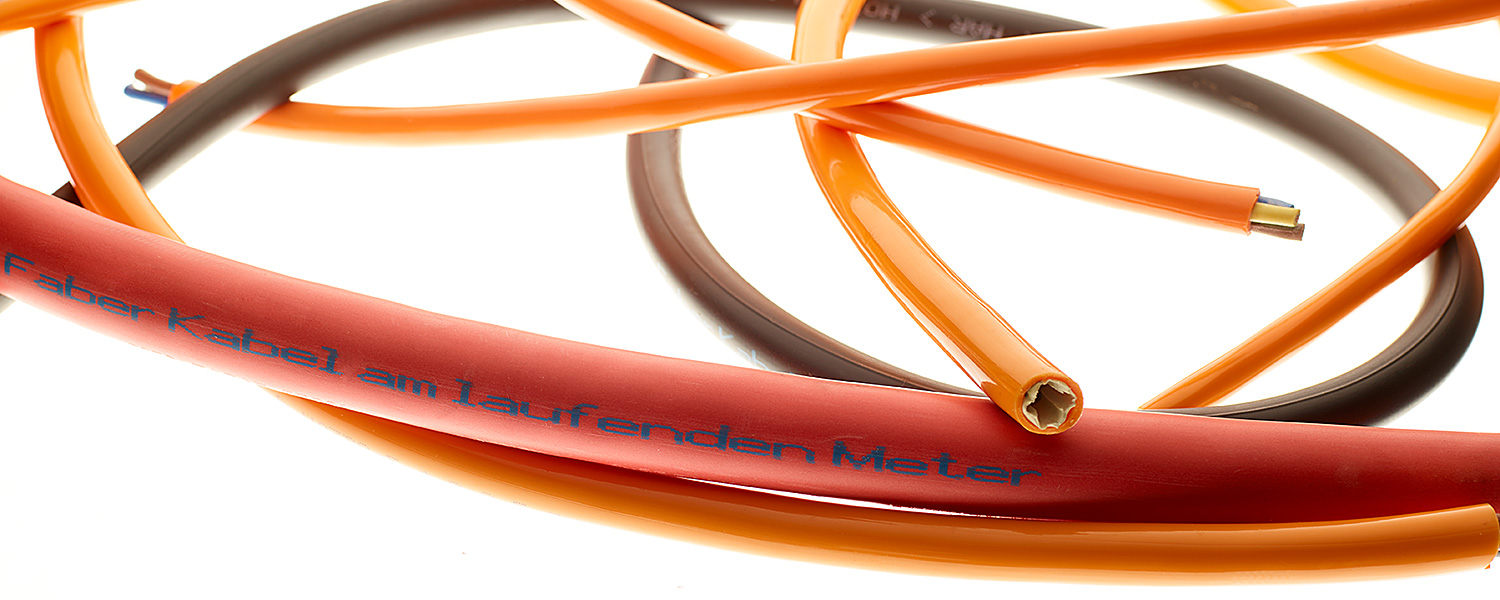 We make you distinctive! Our cable printing service.