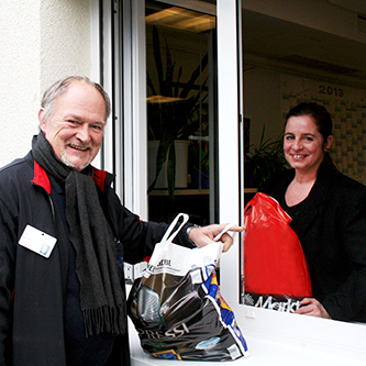 Klaus Faber AG makes generous food donation to the Saarbrücker Tafel e.V.