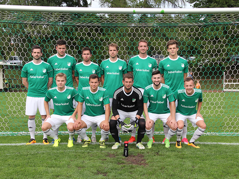 SV Auersmacher wins the first derby of the season in Faber Kabel shirts.
