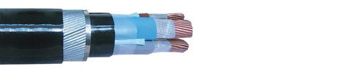 Str Cu/MGT/XLPE/LSZH/SWA/LSZH 03X1,5 RM 0,6/1 kV SW Adern: braun, schwarz, grau BS6387/BS7846 CWZ