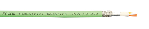 LAN cable FABER® Industrial dataline 200 P
