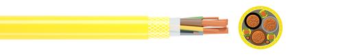 Reeling cable FABER® Reelingflex