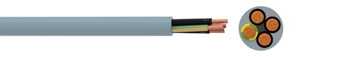 Control cable YSLY-JZ/-JB/-OZ/-OB