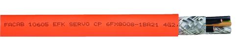 Servo cable FABER® EFK Servo-CY