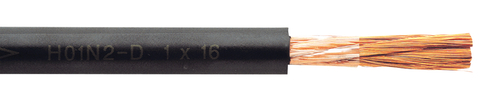 Welding cable H01N2-D/-E