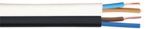 PVC-Schlauchleitung (flach) H03VVH2-F