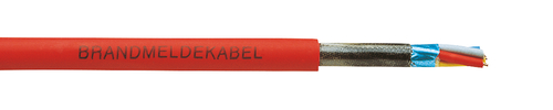 Communication cable with circuit integrity JE-H(St)H FE180/E30-E90 Fire signalisation cable