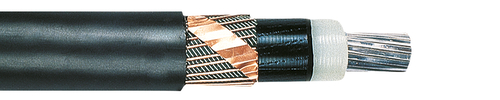 Medium voltage cable NA2XS2Y