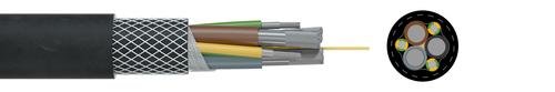 Rubber reeling cable NSHTOEu /3