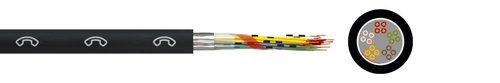 Subscriber line cable A-2Y(L)2Y St III Bd