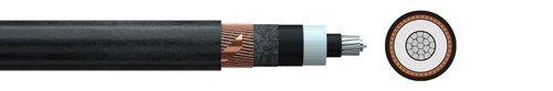 Medium voltage cable NA2XS2Y